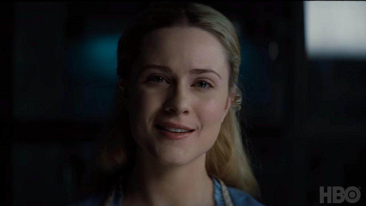 Evan Rachel Wood está de volta na segunda temporada de Westworld