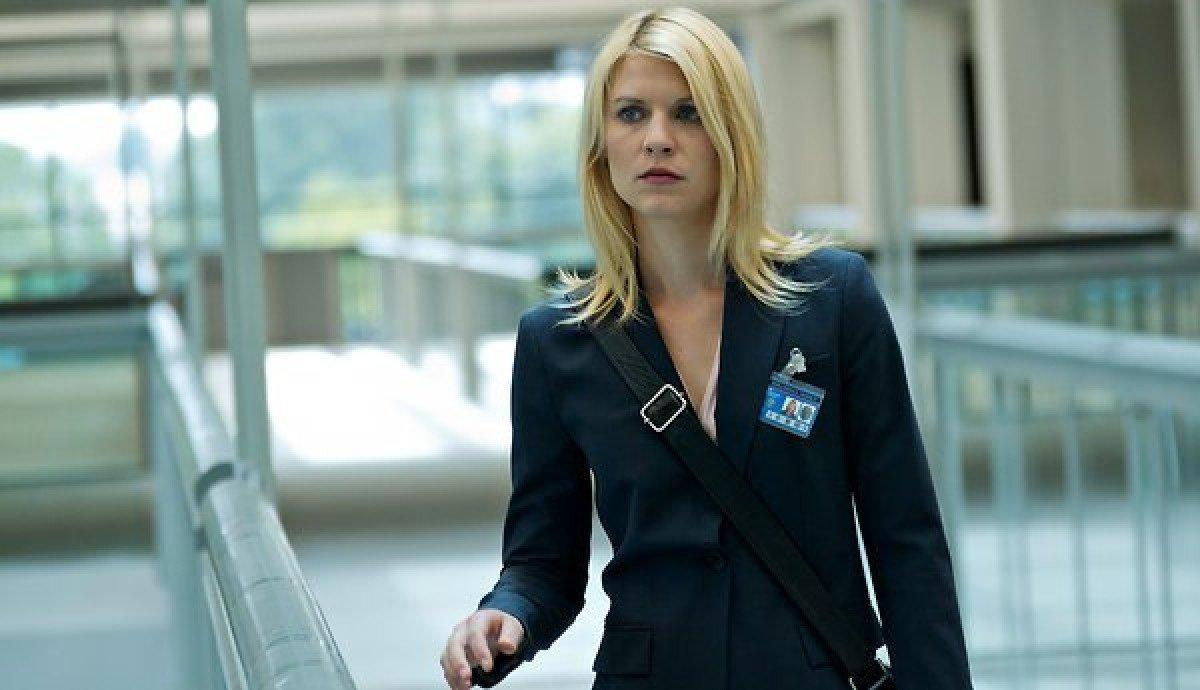 Claire Danes fala sobre o futuro da série Homeland em uma entrevista