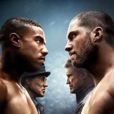 CRÍTICA Creed 2 - boas lutas e personalidade, com um elenco que aparece mais à vontade em seus papéis e competência na utilização da trilha sonora