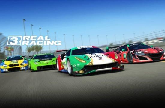 Carros da IMSA disponíveis no Real Racing 3