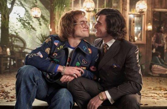 Rocketman estreia nos cinemas dia 30 de maio e a Paramount divulgou uma cena onde Elton John (Taron Egerton) conhece John Reid (Richard Madden), após sua primeira apresentação nos Estados Unidos.