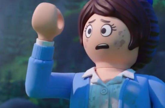 'Playmobil - O Filme' trailer - Marla e Charlie percebem que não importa onde a vida os leve. É possível conseguir qualquer coisa quando se acredita em si mesmo